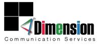 4th Dimension Communication Services