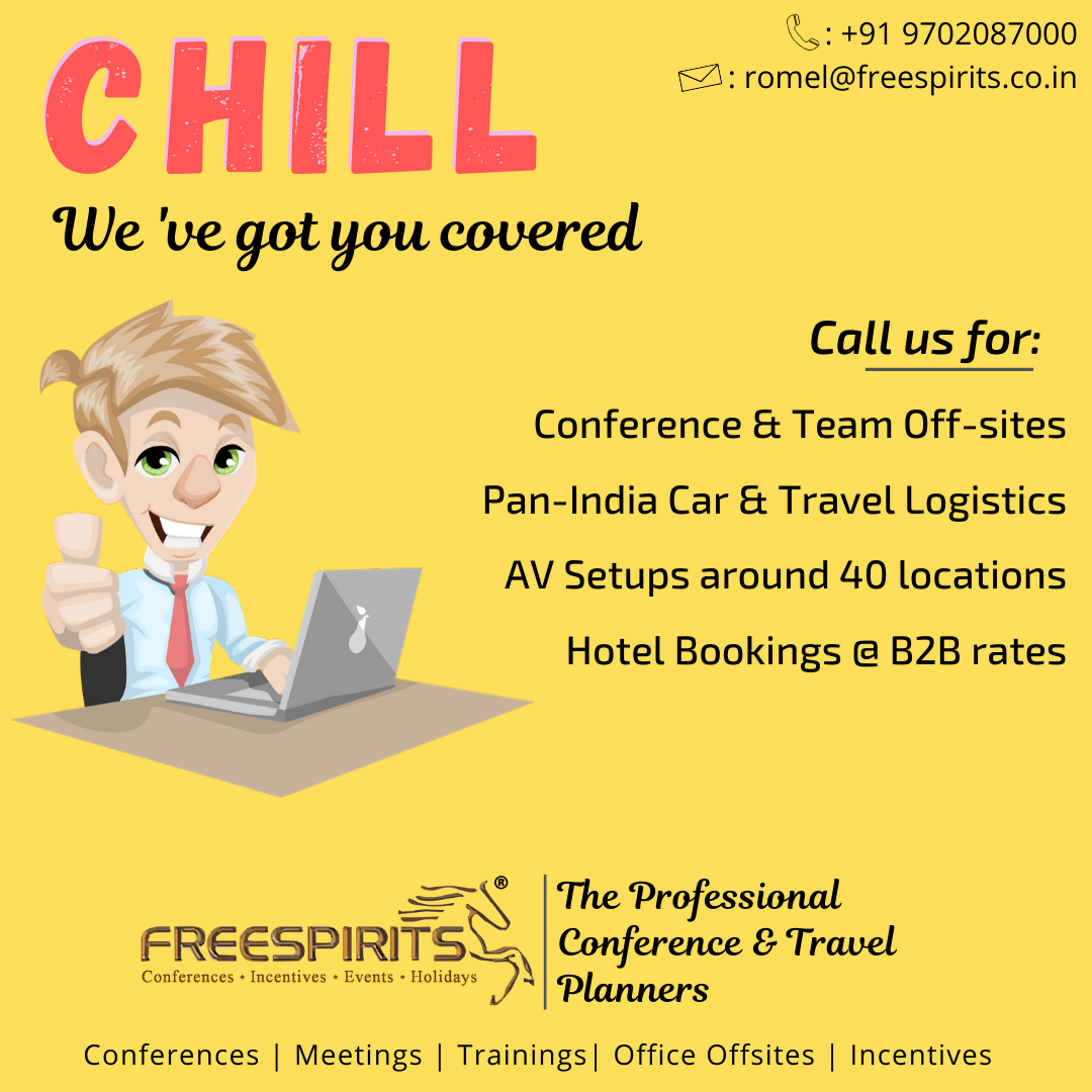 Freespirits Corporate Travel & Events | Mumbai