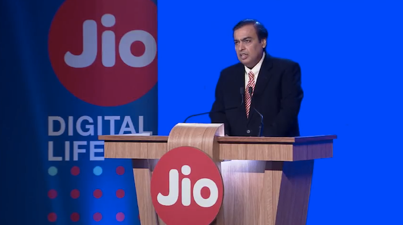 The biggest Asia deal : KKR to invest in Reliance Jio Platforms