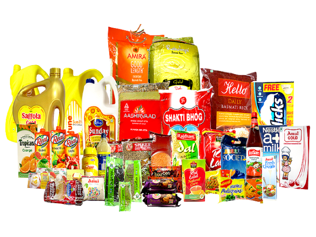 Estimated $ 3 billion sales for India's online grocery market in 2020